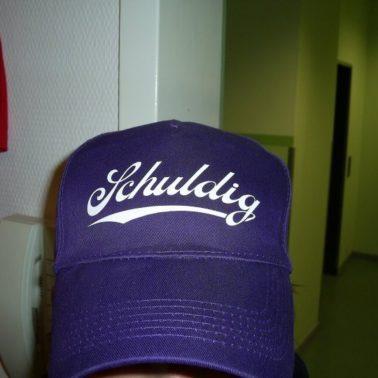 Textildruck auf CAP mit Flexfolie