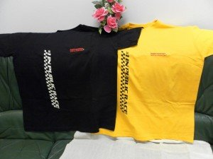 T-Shirt mit Flexfolien bedruckung für race-at-airport.de