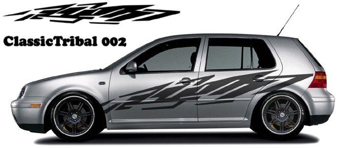 Fahrzeug Aufkleber Tribal Classic 002 Autoaufkleber