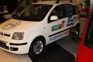 Fahrzeugbeschriftung für Hexal mit Klebefolien und Digitaldruck