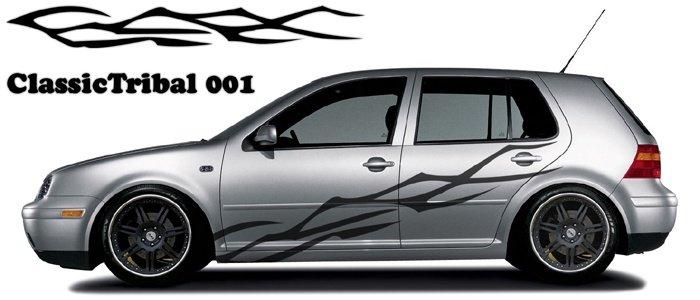 Fahrzeug Aufkleber Tribal Classic 001 Autoaufkleber