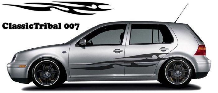 Fahrzeug Aufkleber Tribal Classic 007