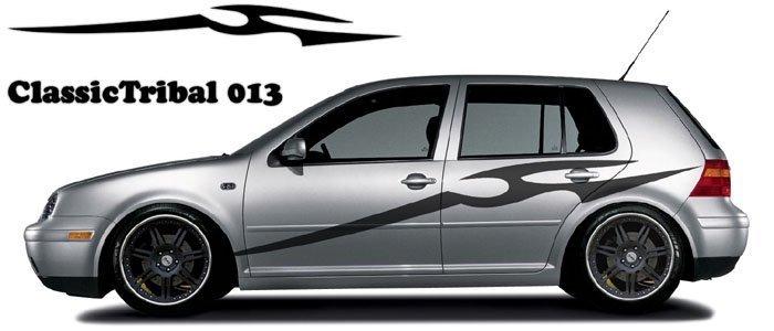 Fahrzeug Aufkleber Tribal Classic 013