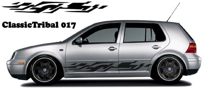 Fahrzeug Aufkleber Tribal Classic 017