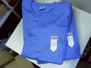 T-shirt für die IGA Berlin 2017