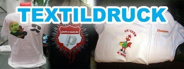 T-Shirt und Textildruck in Berlin Marzahn