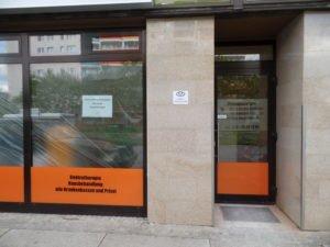 Scheibenaufkleber für Fensterbeschriftung