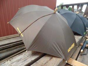 Regenschirme bedruckt mit Flexfolie für RACE@AIRPORT Werneuchen