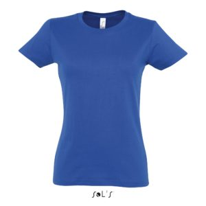 SOL´S Imperial Women T-Shirt Royal Blau L191 11502