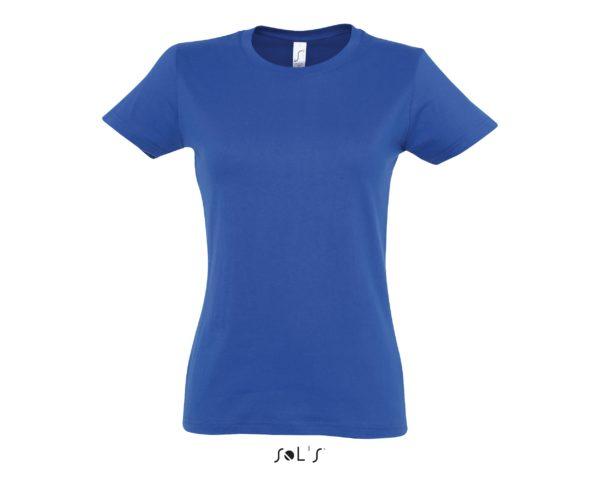 SOL´S Imperial Women T-Shirt Royal Blau L191 11502