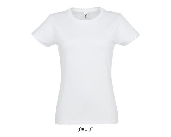 SOL´S Imperial Women T-Shirt Weiß L191 11502