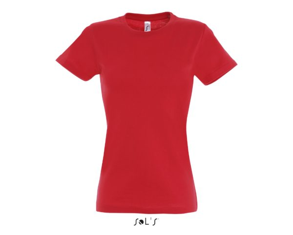 SOL´S Imperial Women T-Shirt Rot L191 11502